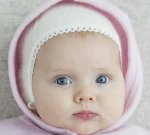 Lanacare Lace Baby Cap