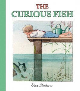 The Curious Fish, Elsa Beskow
