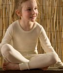 Hocosa Natural Merino Wool Long Underwear