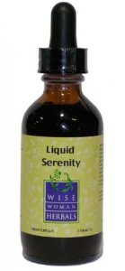 Liquid Serenity Herbal Extract Compound
