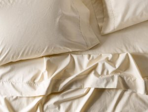 500 TC Organic Pima Sateen Sheets
