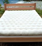 Premium All Wool Mattress 5""
