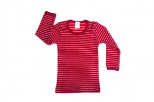 Hocosa Wool Long Underwear in Stripes and Colors