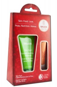 Weleda Skin Food and Everon Kit
