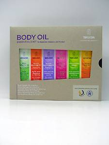 Weleda Body Oil Essentials Kit